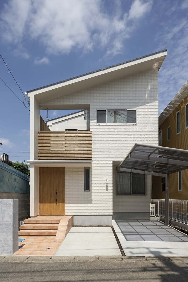 新築施工事例-A邸のサムネイル