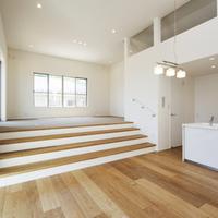 新築事例16-S邸~スキップフロアで室内空間フル活用の家~のサムネイル