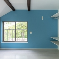 新築事例17-M邸~アーチ壁の家事コーナーのある家~のサムネイル