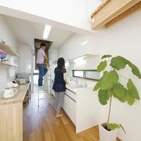新築事例19-A邸~広い土間で趣味を楽しむ家~のサムネイル