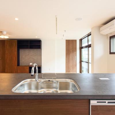 リフォーム事例4-S・K邸~三世帯が程よい距離感で過ごせる家~ 練馬区
