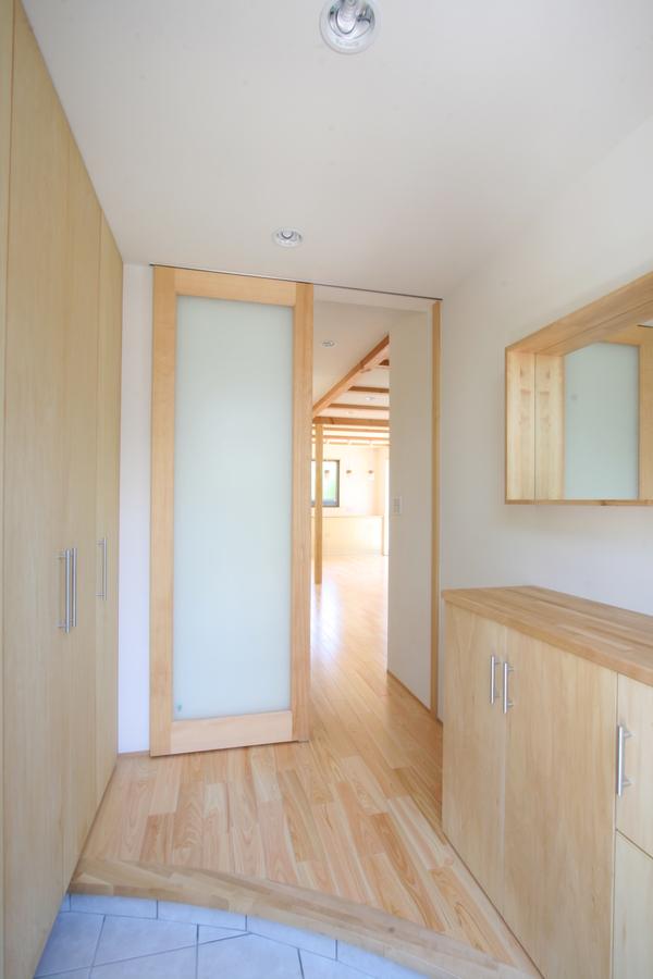 新築施工事例-2-K邸のサムネイル