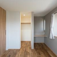新築事例14-K邸 ~リビング階段のある家~のサムネイル