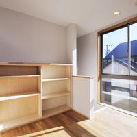 新築事例4-W邸~自然素材の和モダンの家~のサムネイル