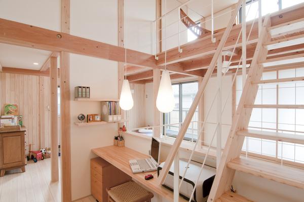 ■武蔵野市S様 大工さんの手作り感がお気に入りのサムネイル