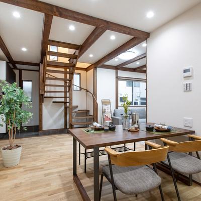 新築事例26-K様邸~高気密・高断熱で一年中快適に過ごせる家~