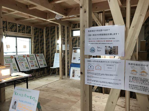 三鷹市下連雀H様邸の構造見学会 開催報告