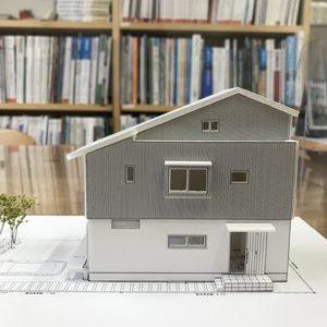 建築模型が完成しました